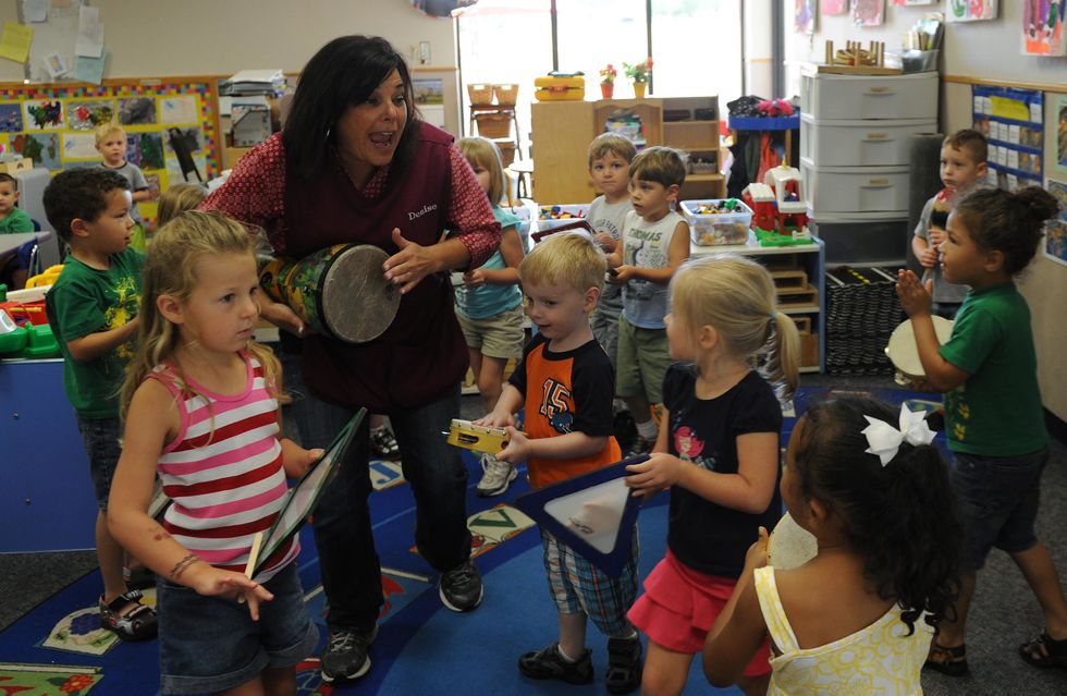 I'm A Teacher, And Voting For A Candidate With A Universal Pre-K Plan Is Educators' Only Option