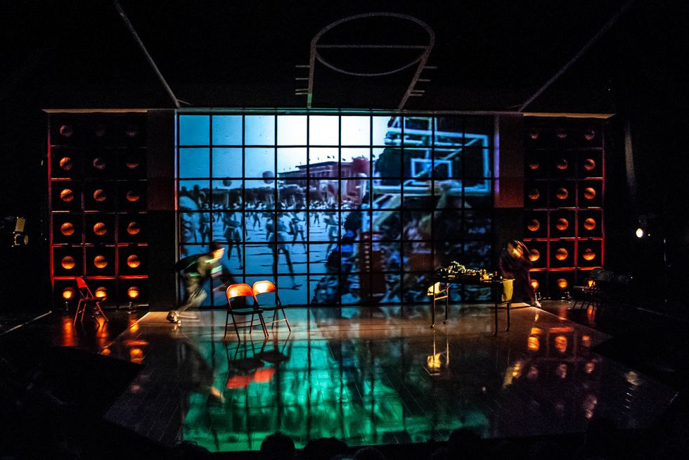 Interview: How set designer Yi-Chien Lee wows