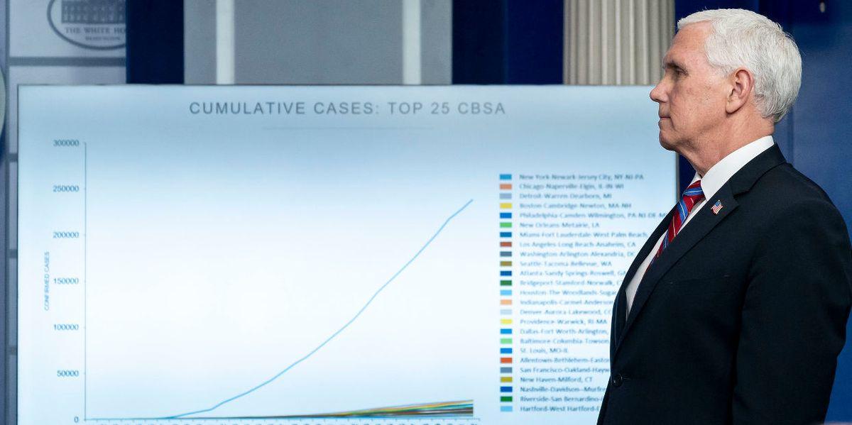 Mike Pence coronavirus