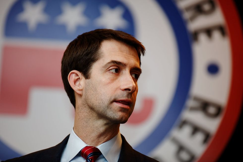 Tom Cotton's Idea To Restrict Chinese STEM Students' Visas Would Hurt Asian Americans, Too