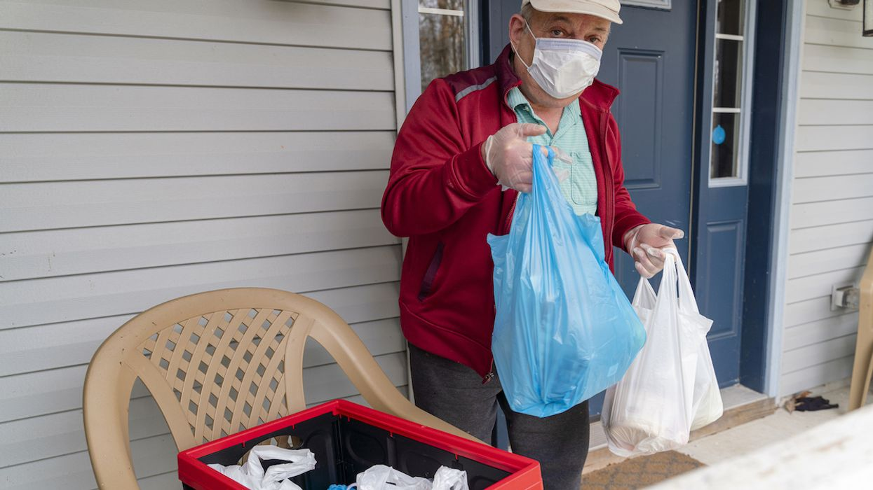 Using Lots of Plastic Packaging During the Coronavirus Crisis? You're Not Alone