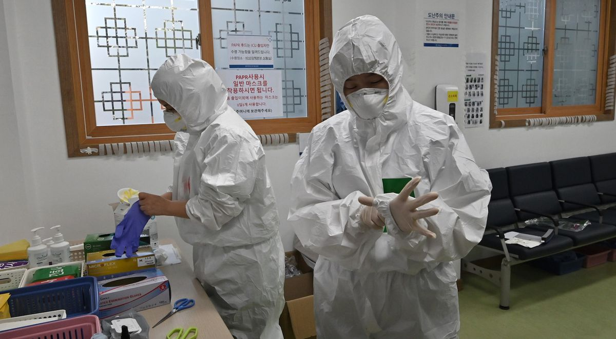 South Korea coronavirus reinfections were actually false positives caused by a certain type of test
