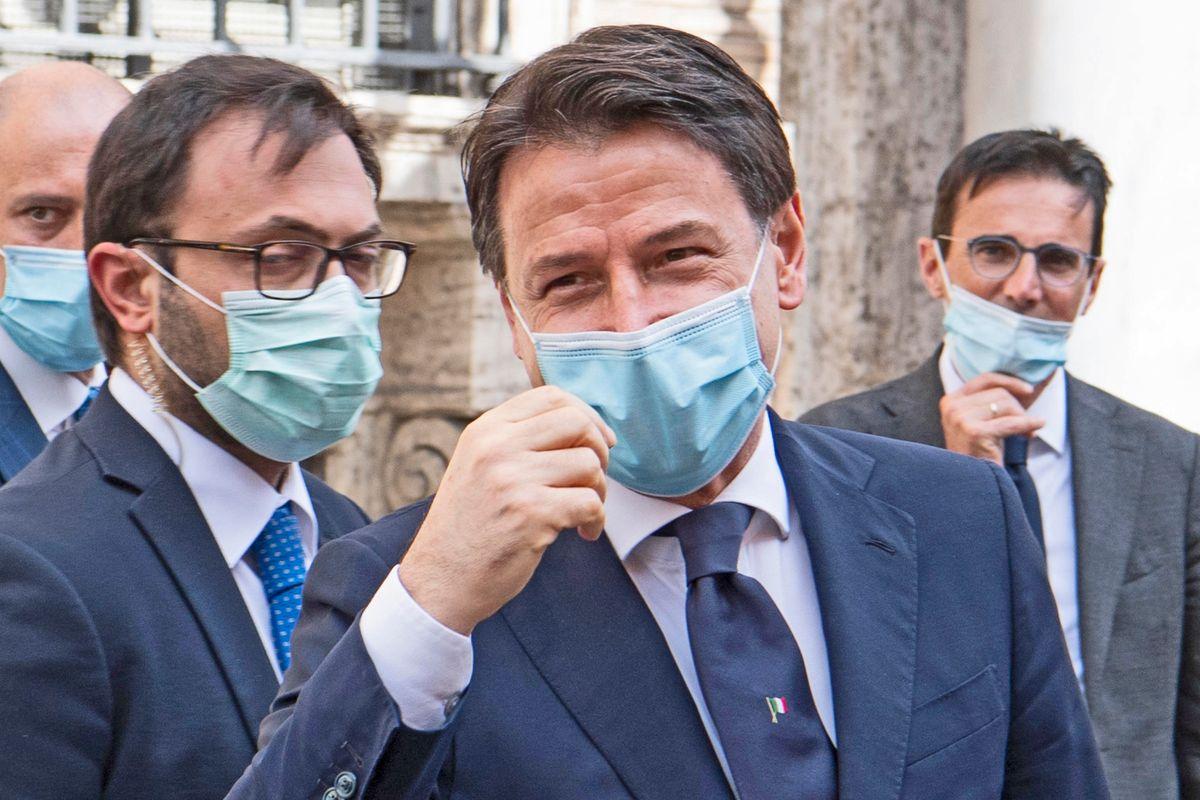 Conte in guerra con l'Italia