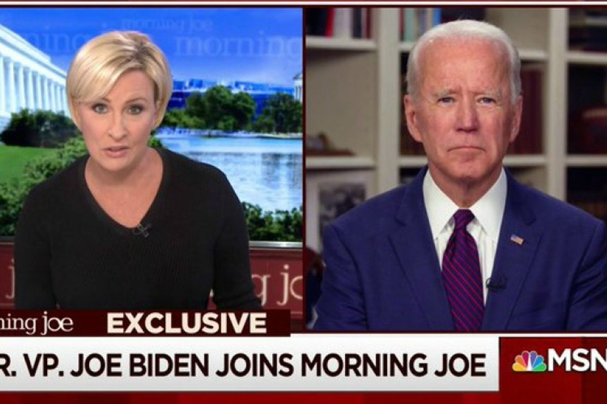 'The claims are false': Joe Biden denies he sexually assaulted former Senate Aide Tara Reade