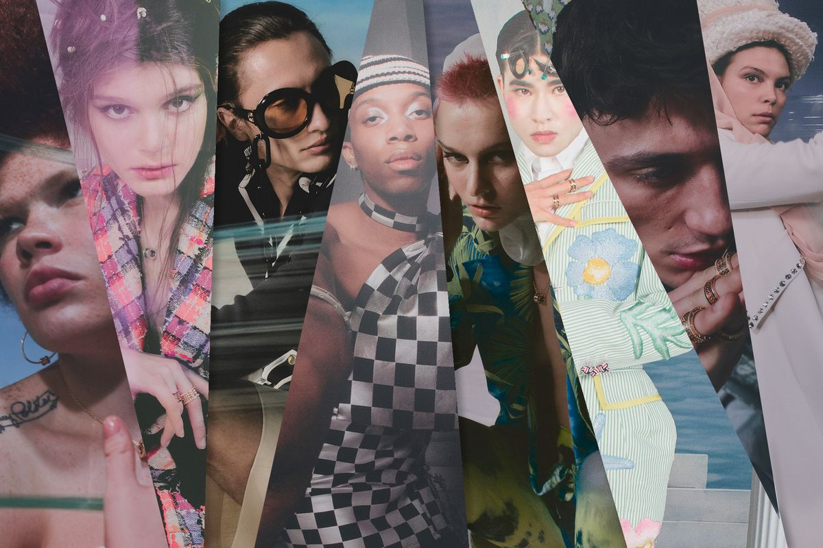 Eight Faces Defining the Future of Fashion