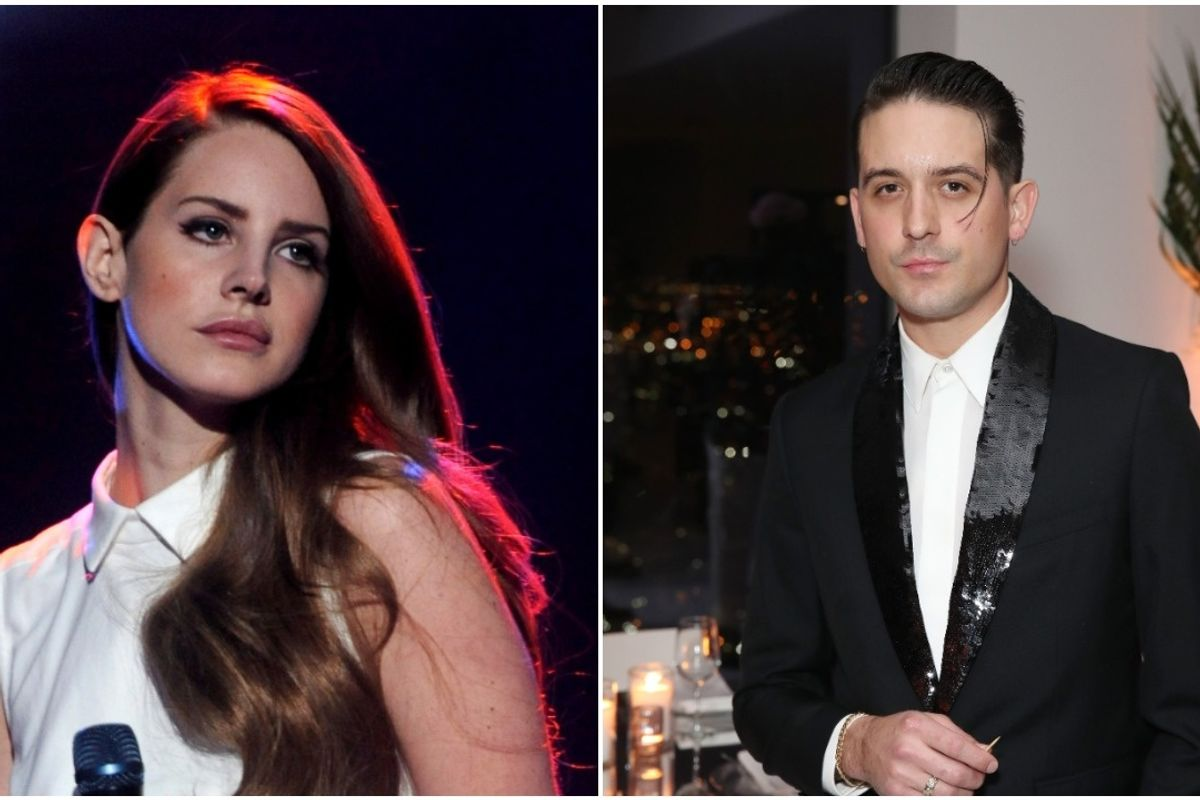 Lana Del Rey Fans Call Out G-Eazy For 'Dissing' Her