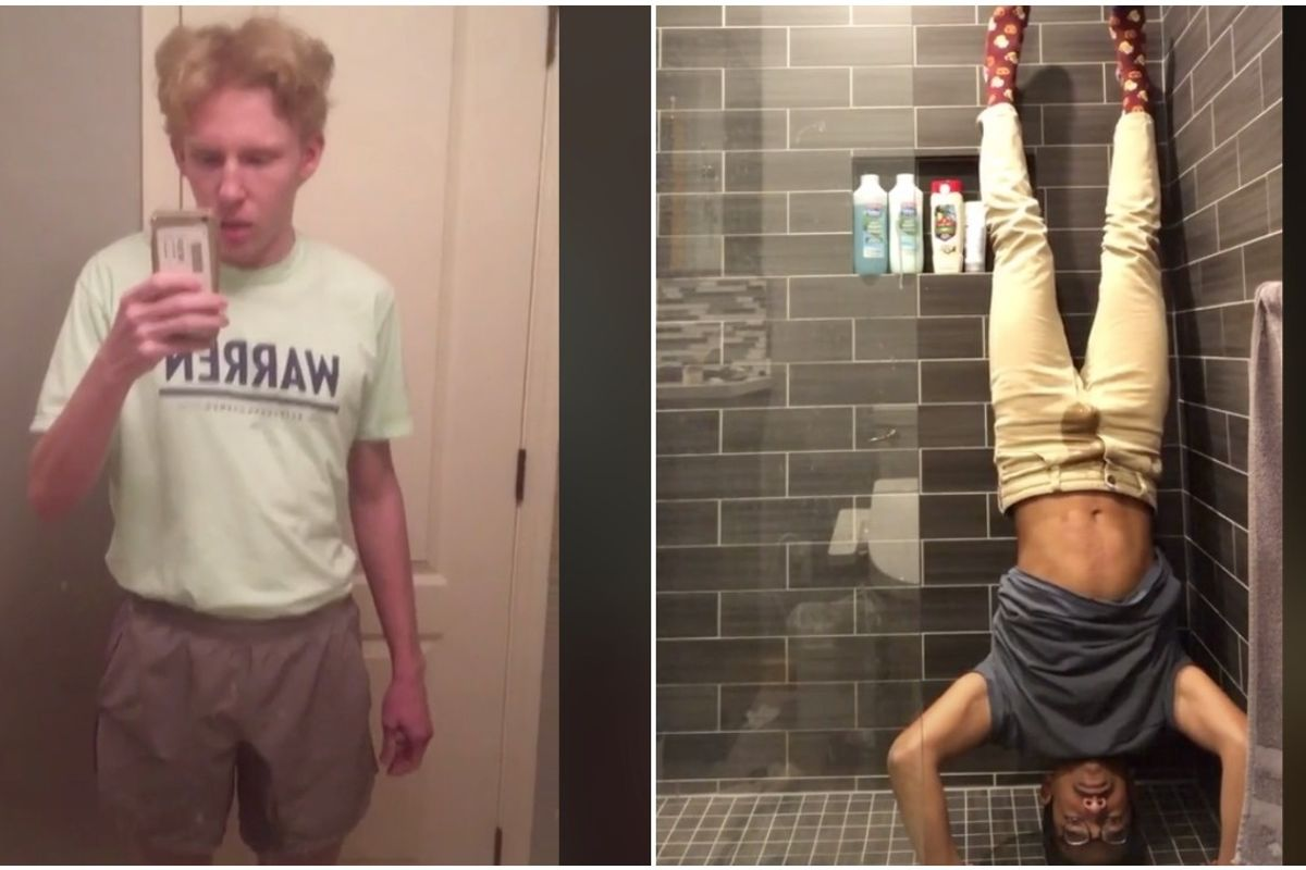TikTok Users Are Peeing Their Pants For This Challenge