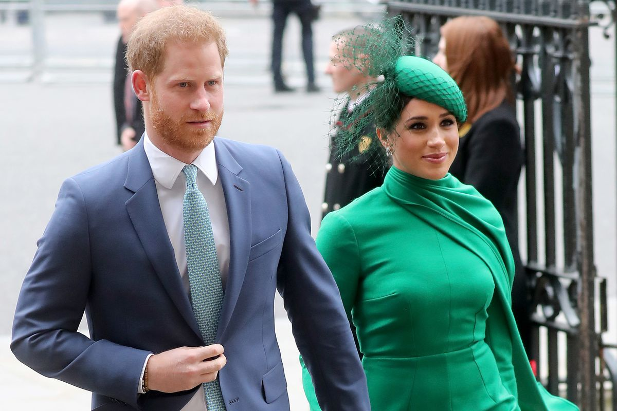 A Harry and Meghan Tell-All Biography Is Coming Out Soon