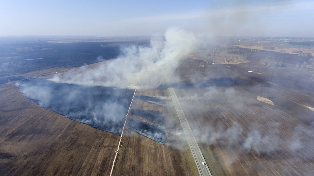 Wildfires Are Burning 5 Million Acres in Siberia and Eastern Russia