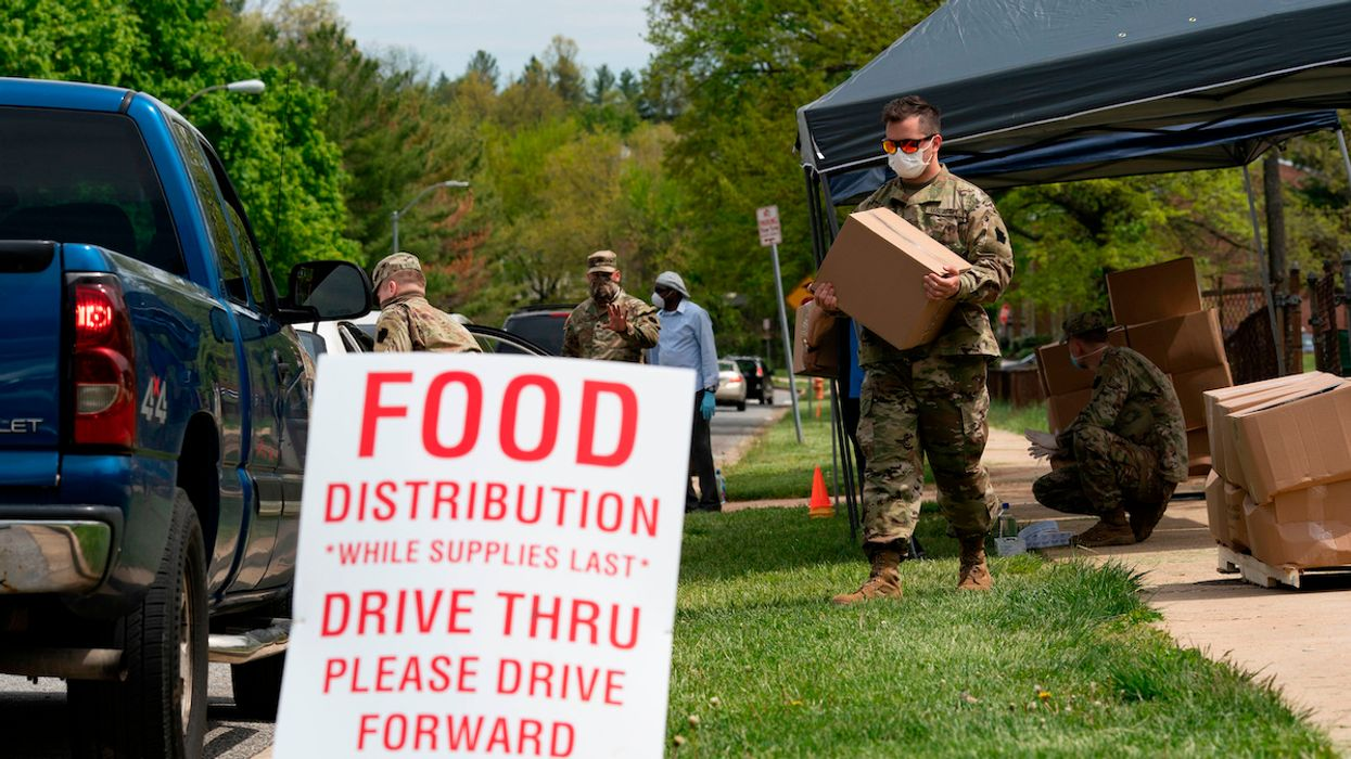 State and Federal Governments Look to Feed the Hungry and Reduce Food Waste