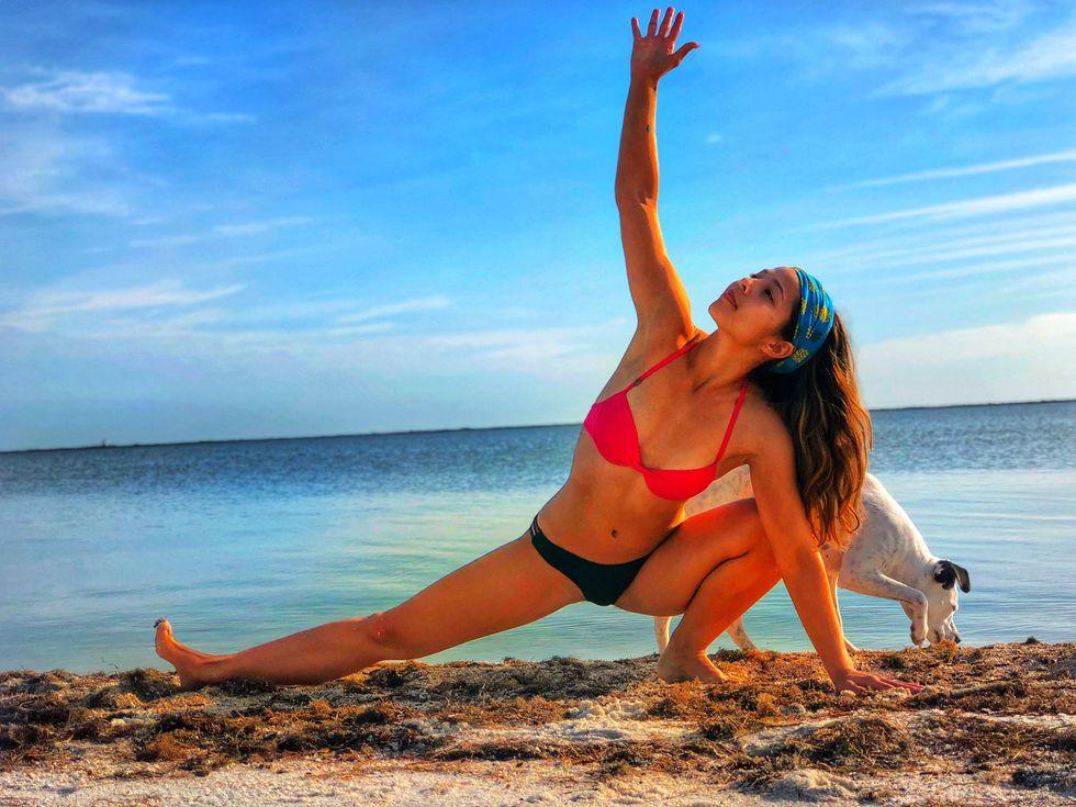 7 Yoga Poses To Lift Your Spirits