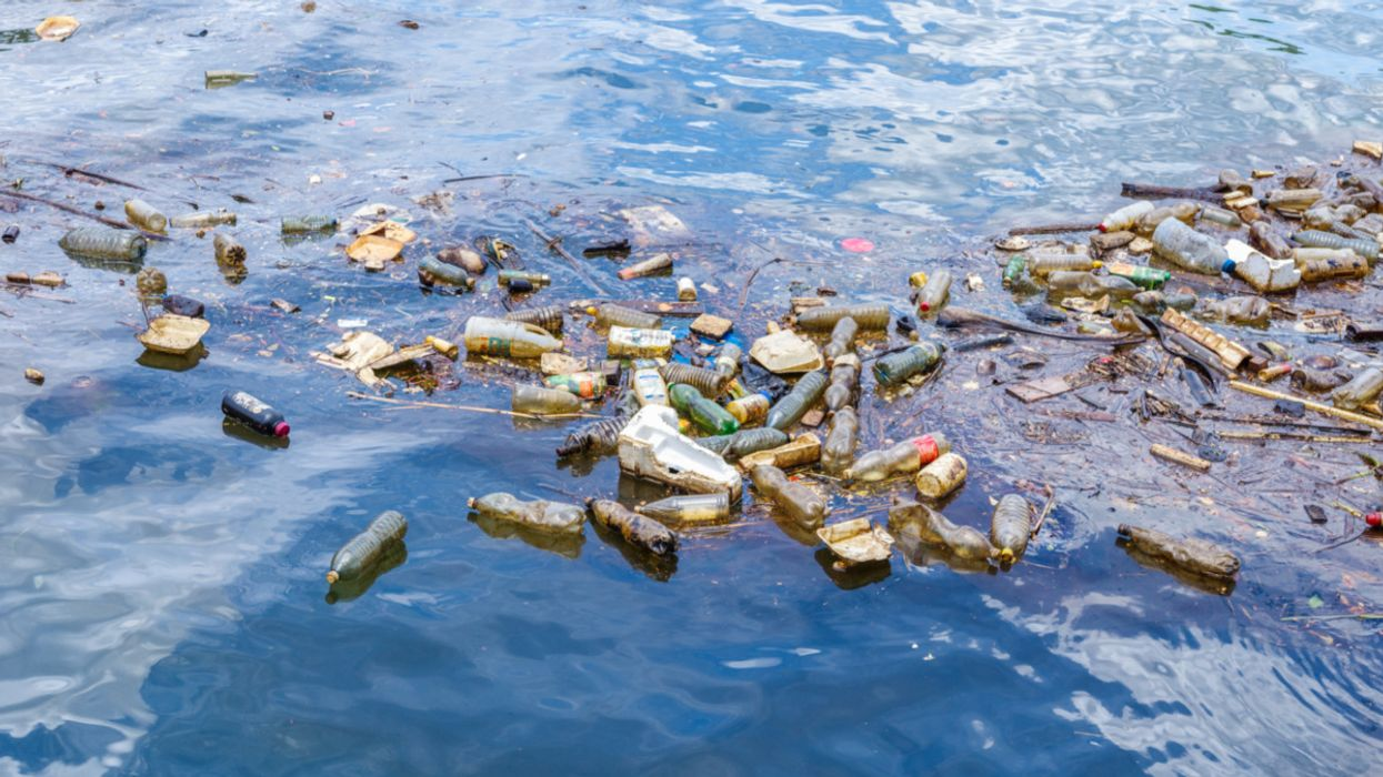 Satellite Imagery Helps Detect Ocean Plastic Pollution