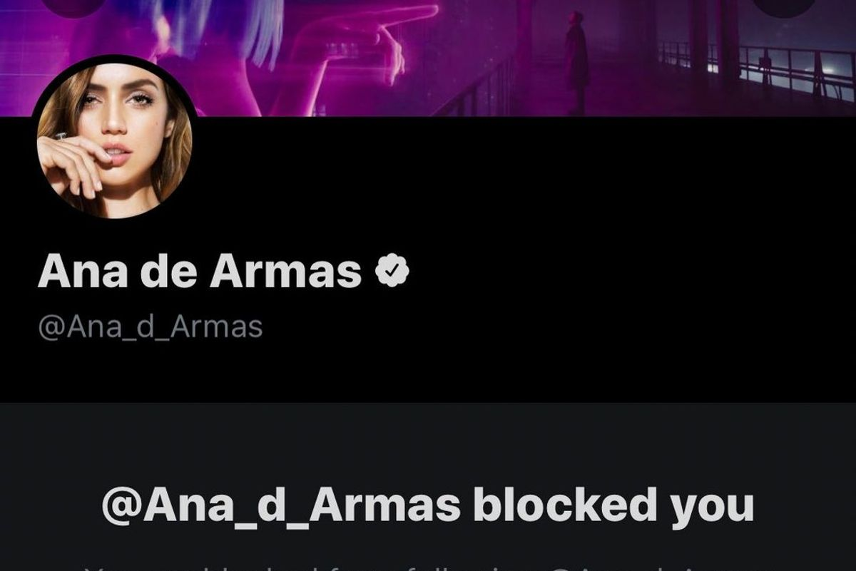 What Happens When Your Fave Blocks Your Stan Account?