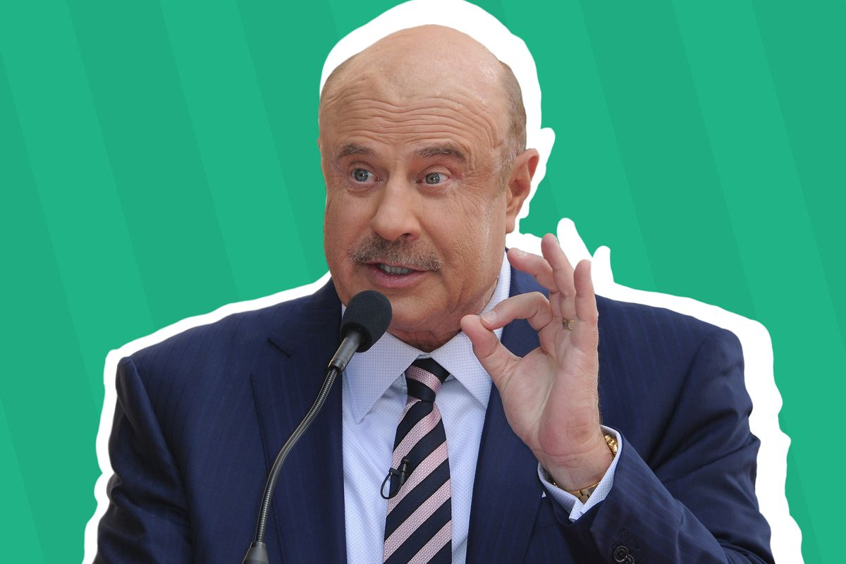 Mr. Phil, FKA Dr. Phil, Weighs in on Coronavirus