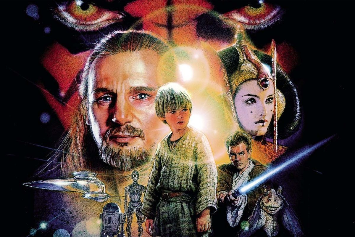 After the divisive 'Star Wars' sequels, a former Lucasfilm insider re-evaluates The Phantom Menace