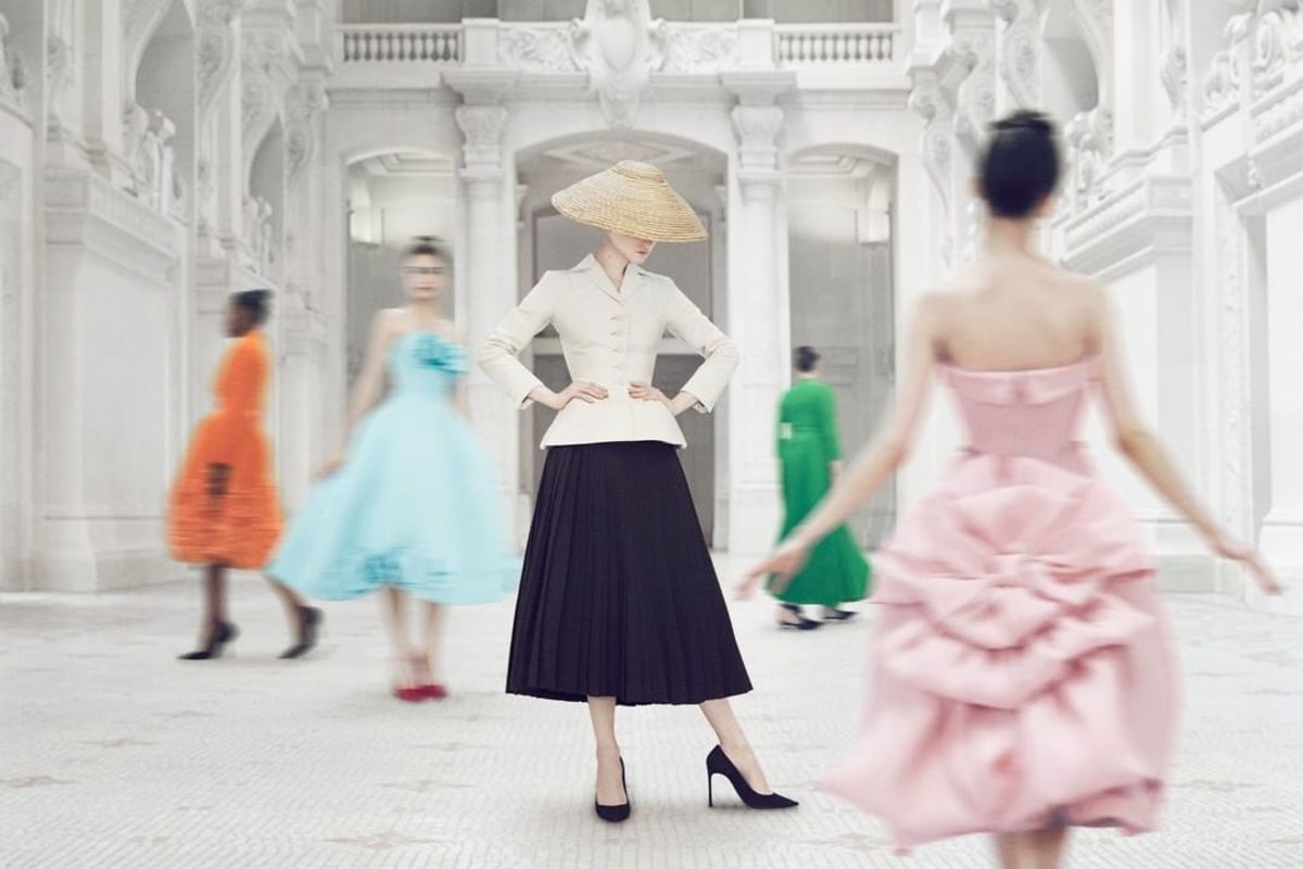 Take a Virtual Tour Through One of Dior's Most Famous Exhibits