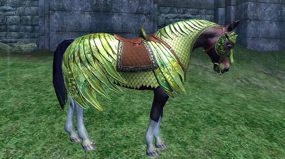 Armor Kuda DLC