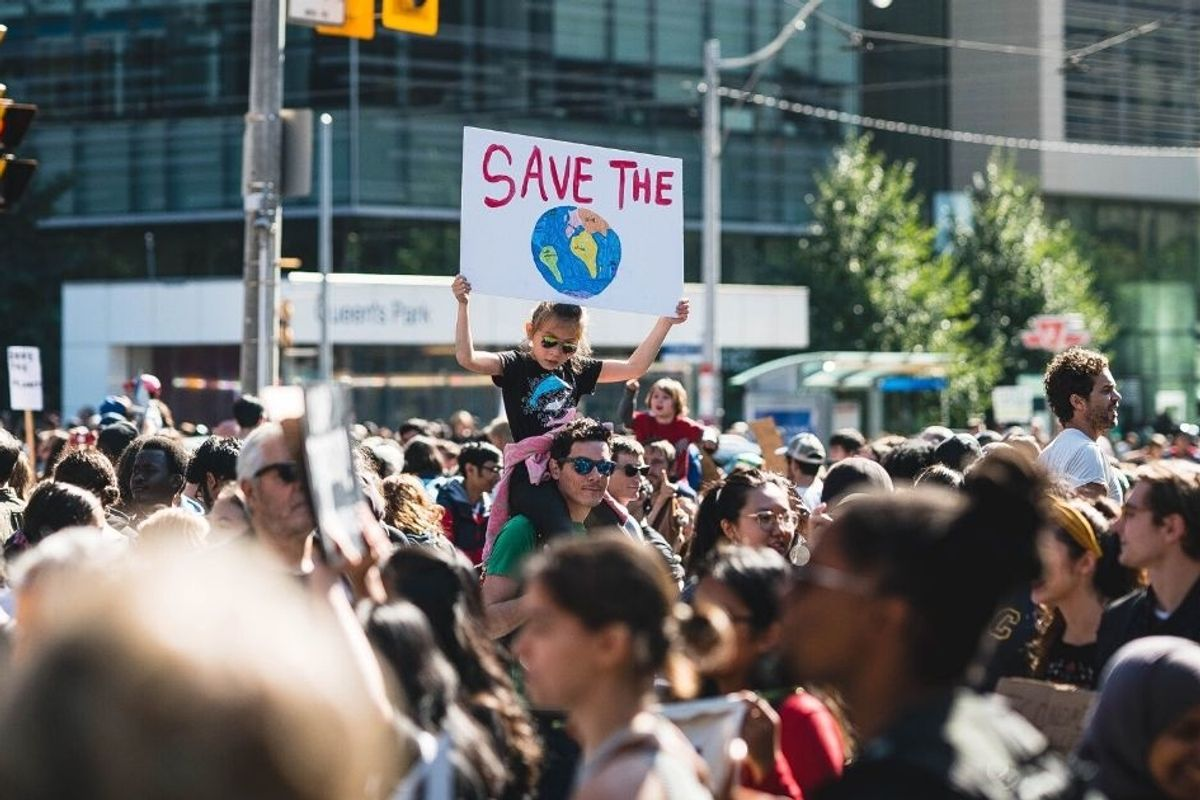 GOOD10 // The Earth Issue // The Action: Climate Strikes
