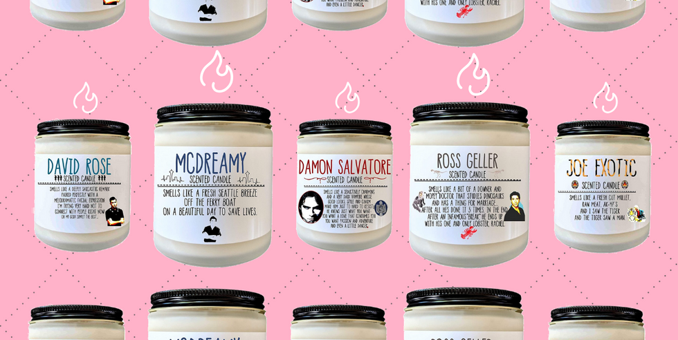 These Candles Smell Like Your Favorite TV Heartthrobs, And I NEED Every One