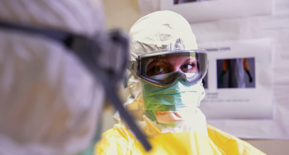 Here's How Healthcare Workers All Over America Are Dealing With Coronavirus