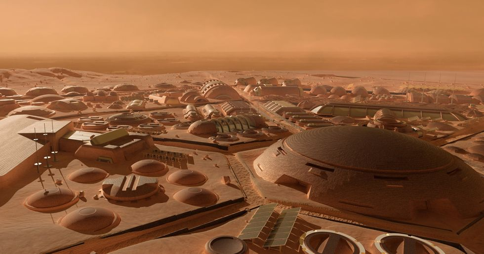 These 7 countries and companies are going to Mars in the 2020s