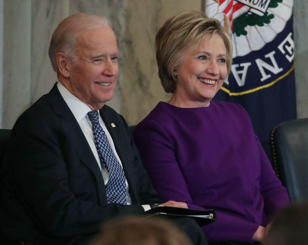 7 Reasons Hillary Clinton Would STILL Be A Better 2020 Candidate Than Joe Biden