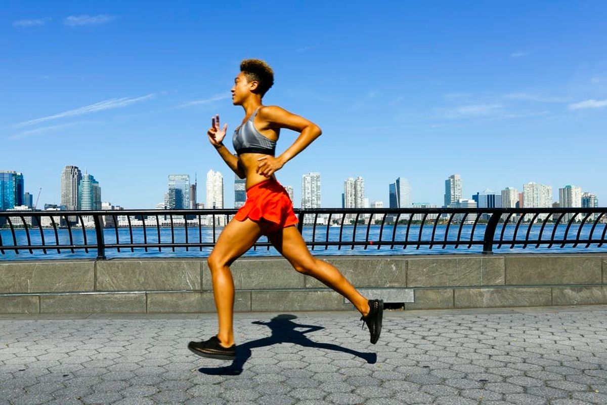 Exercise may help reduce the risk of deadly COVID-19 complication