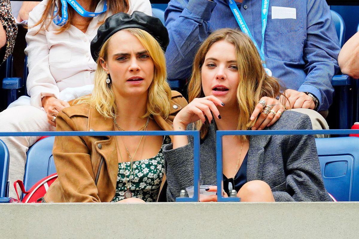 Love Is Dead: Cara Delevingne and Ashley Benson Broke Up