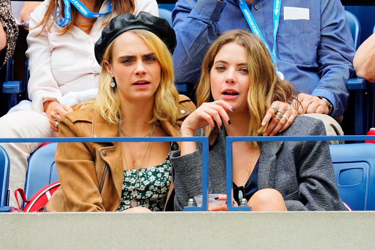 Love Is Dead: Cara Delevingne and Ashley Benson Broke Up