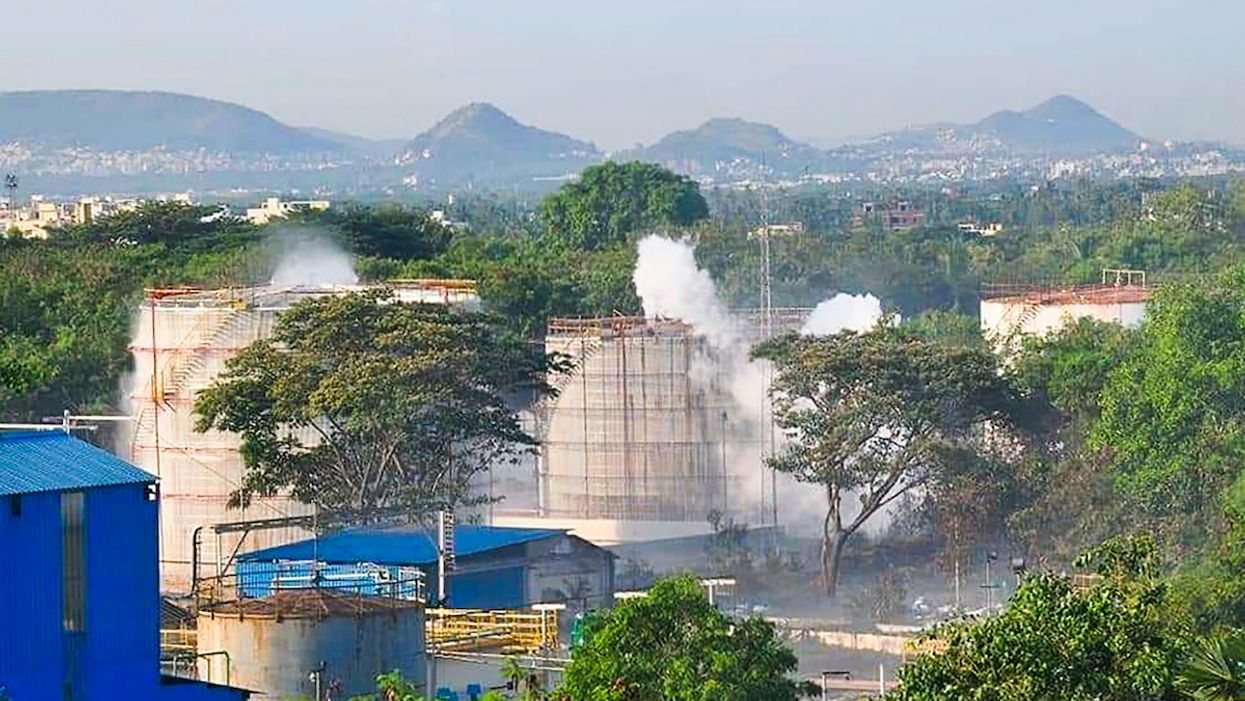 Gas Leak at Indian Plastics Plant Kills at Least 11, Sends Hundreds to Hospitals