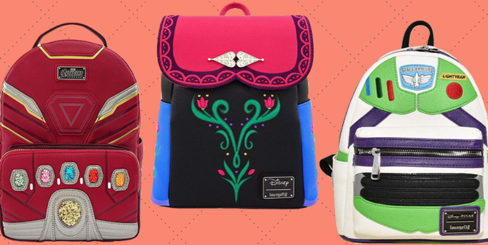 28 Mini Backpacks Every Disney-Obsessed Fashionista Would Wish Upon A Star For