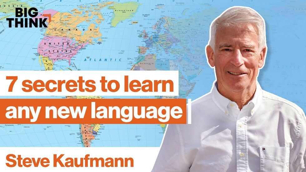 Mind hack: 7 secrets to learn any new language
