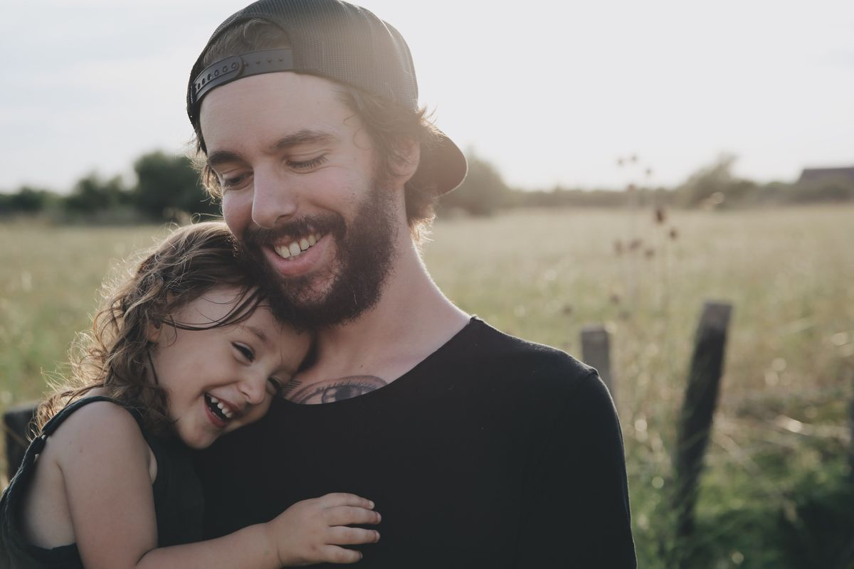 Why do kids call their parents 'Mom' and 'Dad'?
