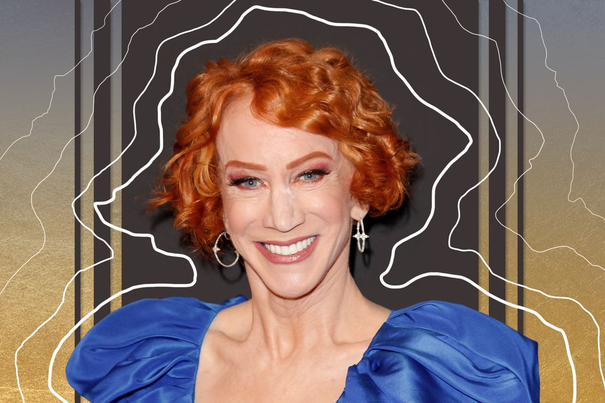 The Resilience and Resistance of Kathy Griffin