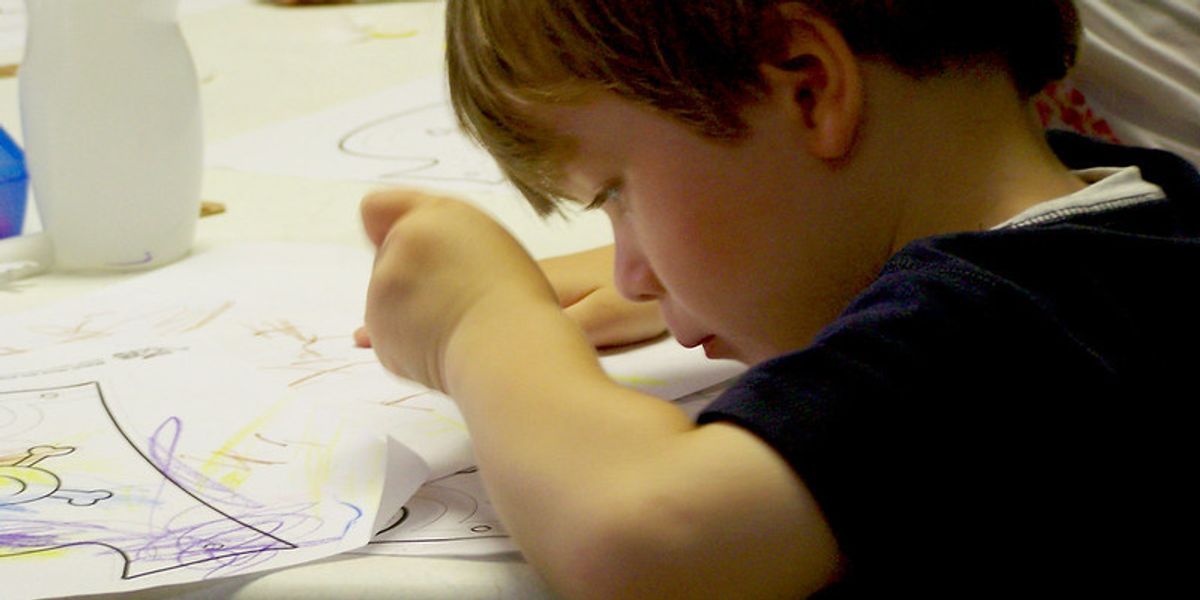 Is your child coloring with asbestos?