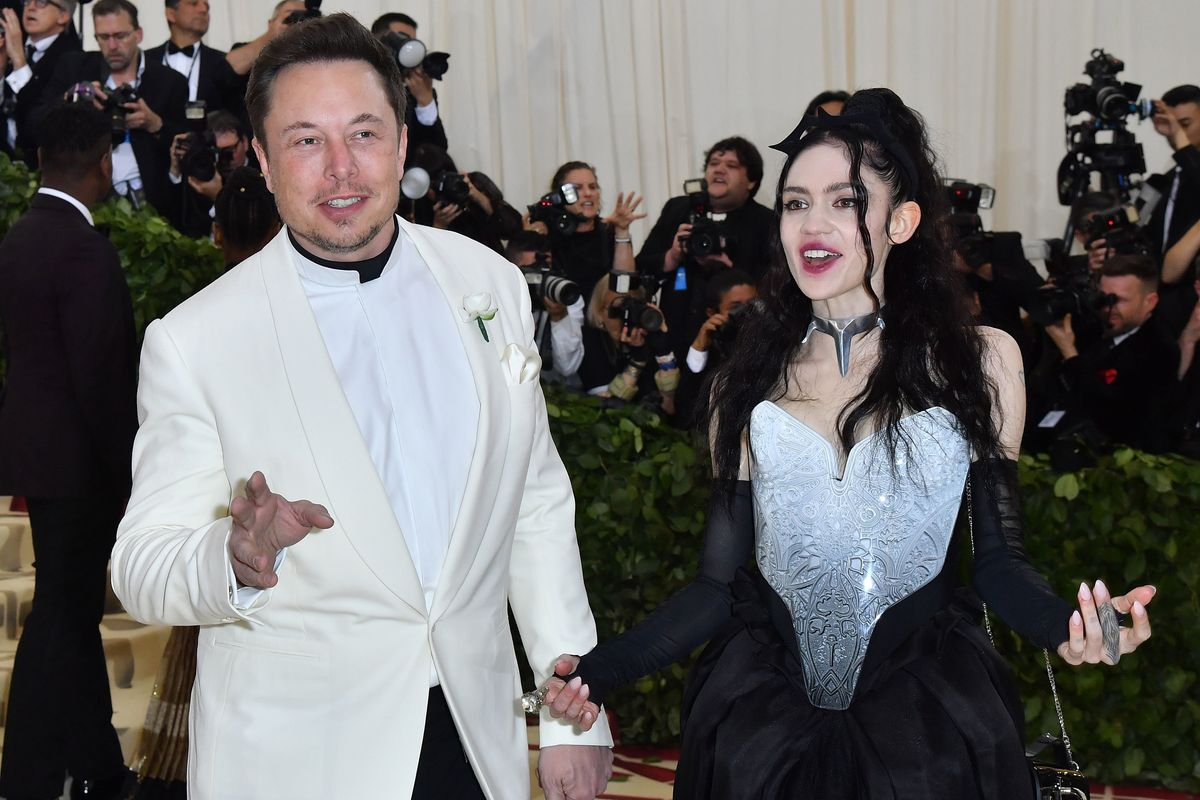Grimes, Elon Musk May Not Be Able to Name Their Son X Æ A-12