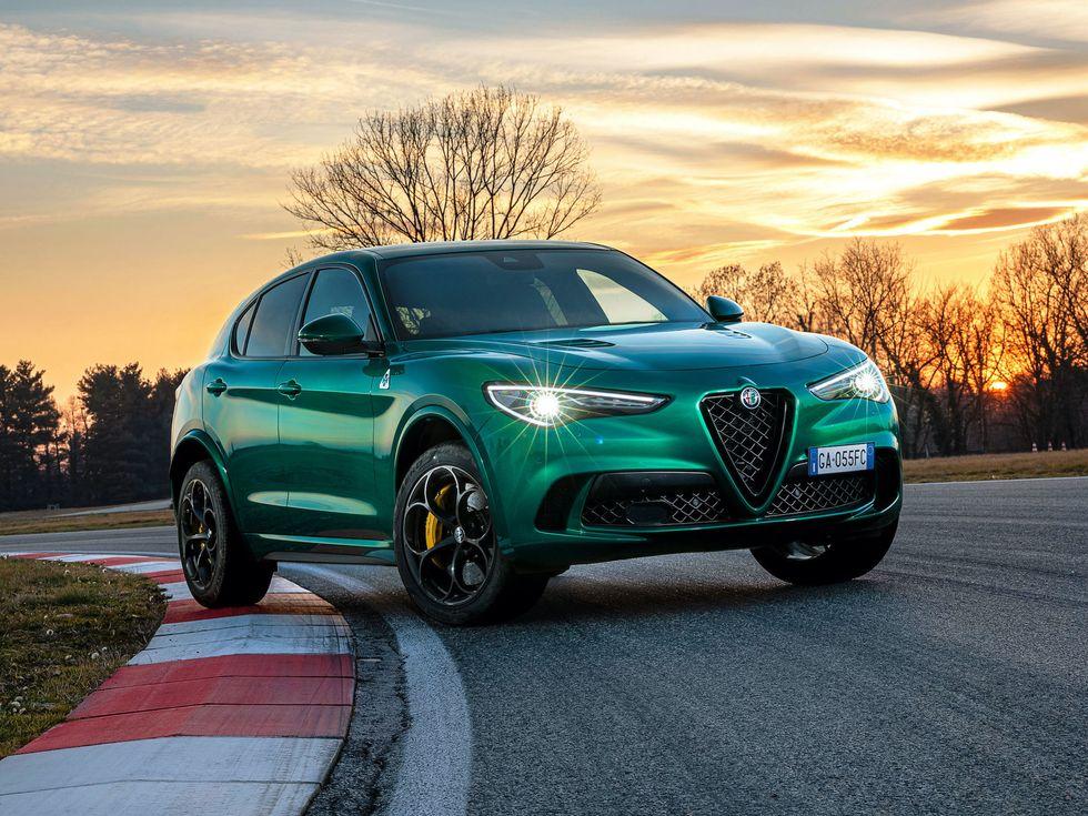 2020 Alfa Romeo Stelvio Quadrifolgio