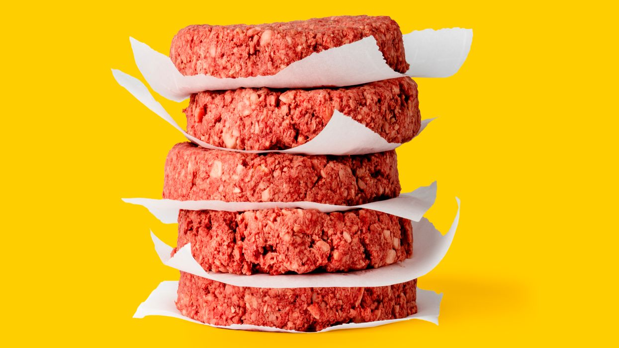Plant-based meats bloom as coronavirus spoils meat industry