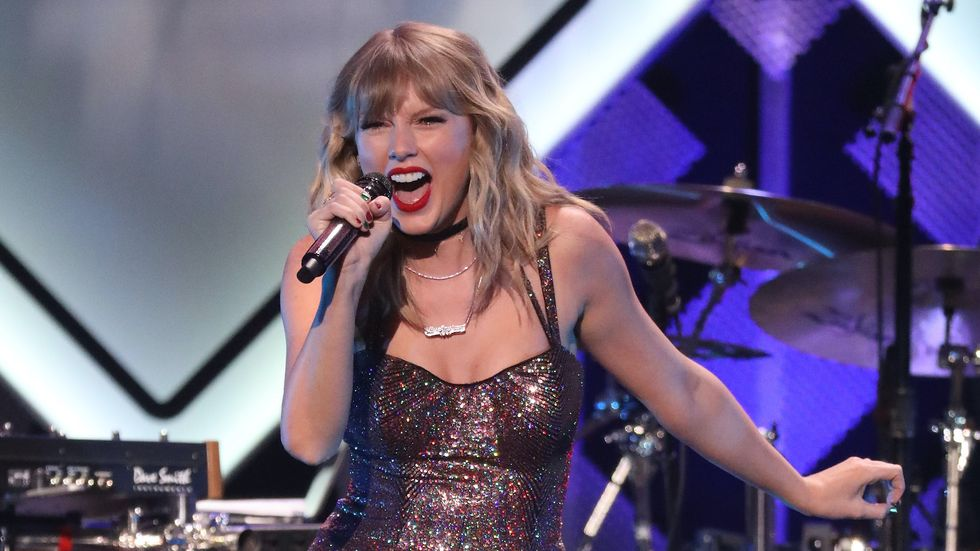 13 Songs We NEED To Hear When Taylor Swift's 'City Of Lover' Performance Airs On May 17