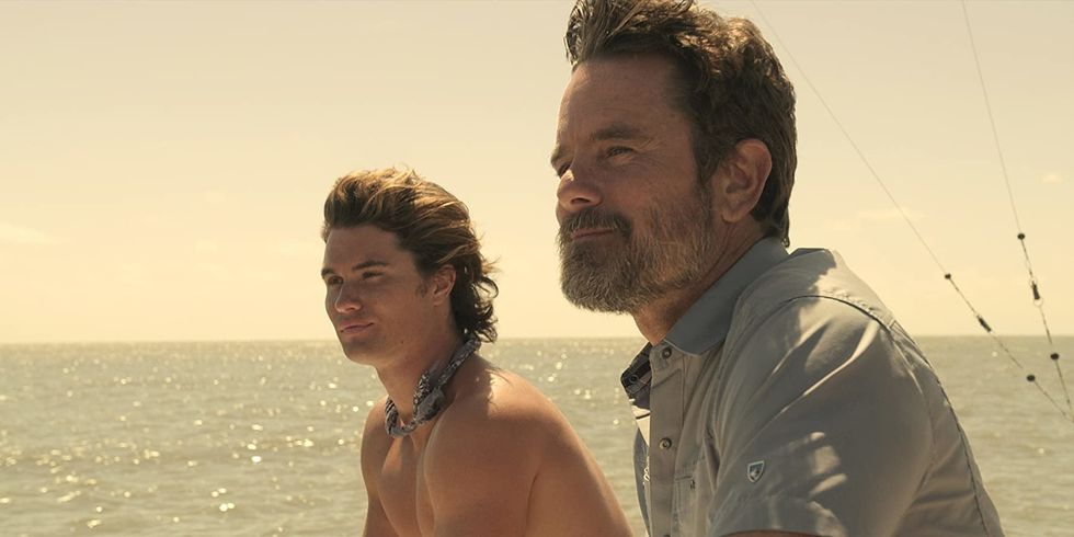 7 Reasons You're NOT Kooky If You Think Ward Cameron From Netflix's 'Outer Banks' Is Hot AF