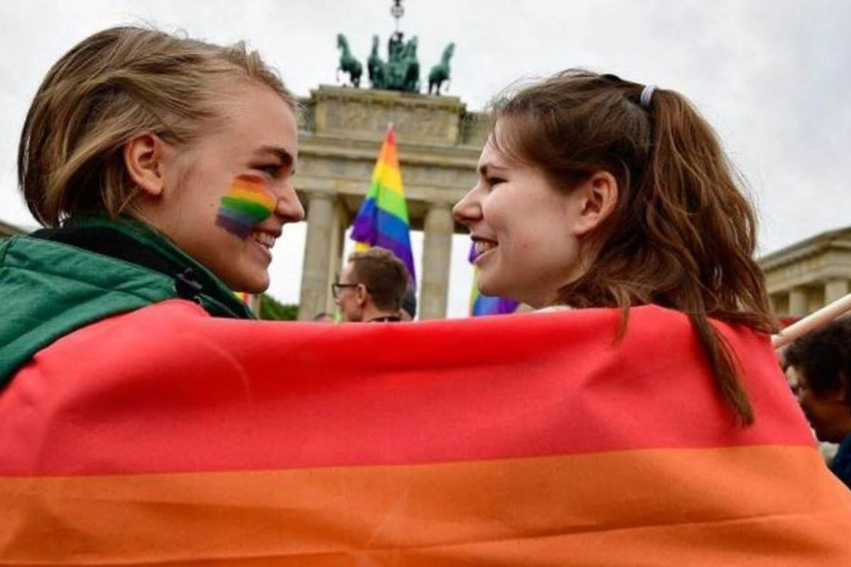 Germany just passed a nationwide ban on gay conversion therapy for minors