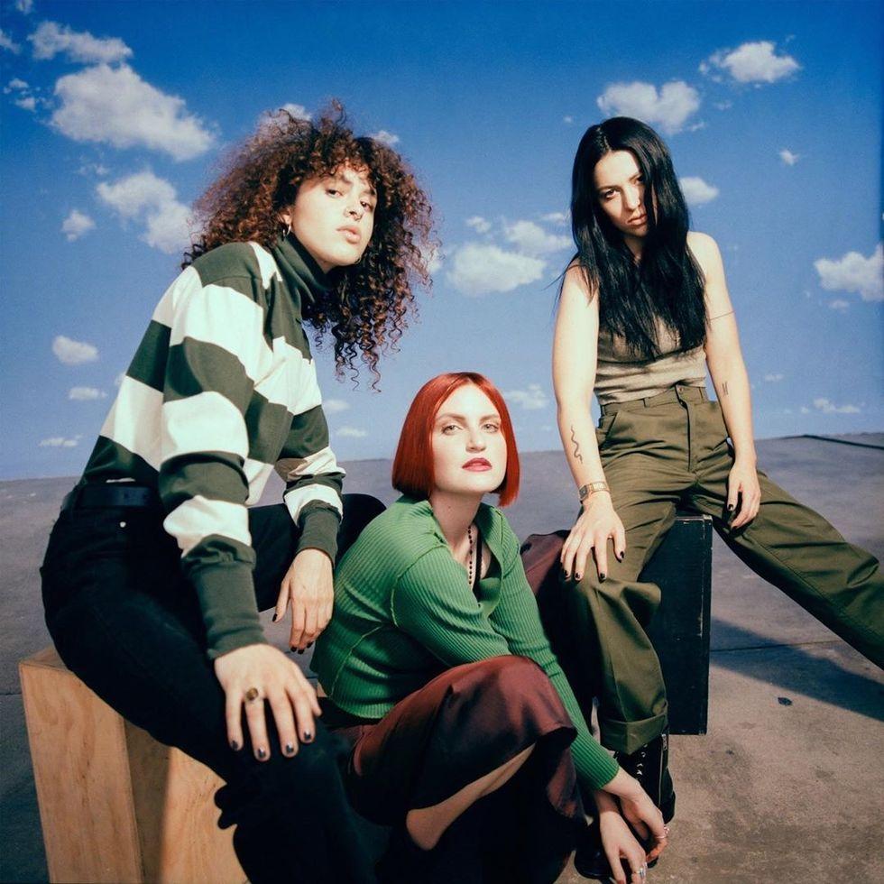 Photo of the band MUNA