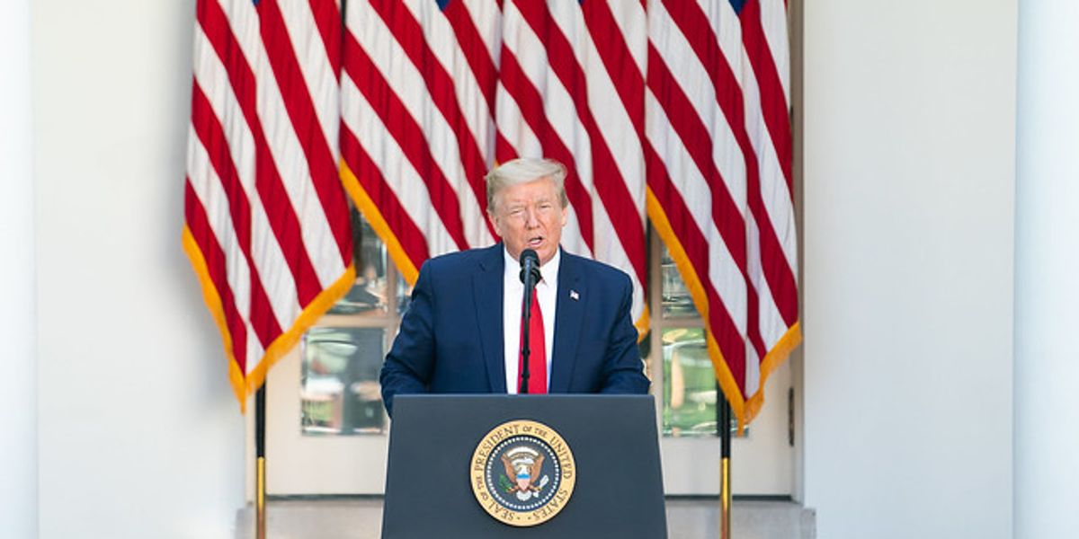 Internal Polls Show Trump Jeopardizing Safe GOP House Seats