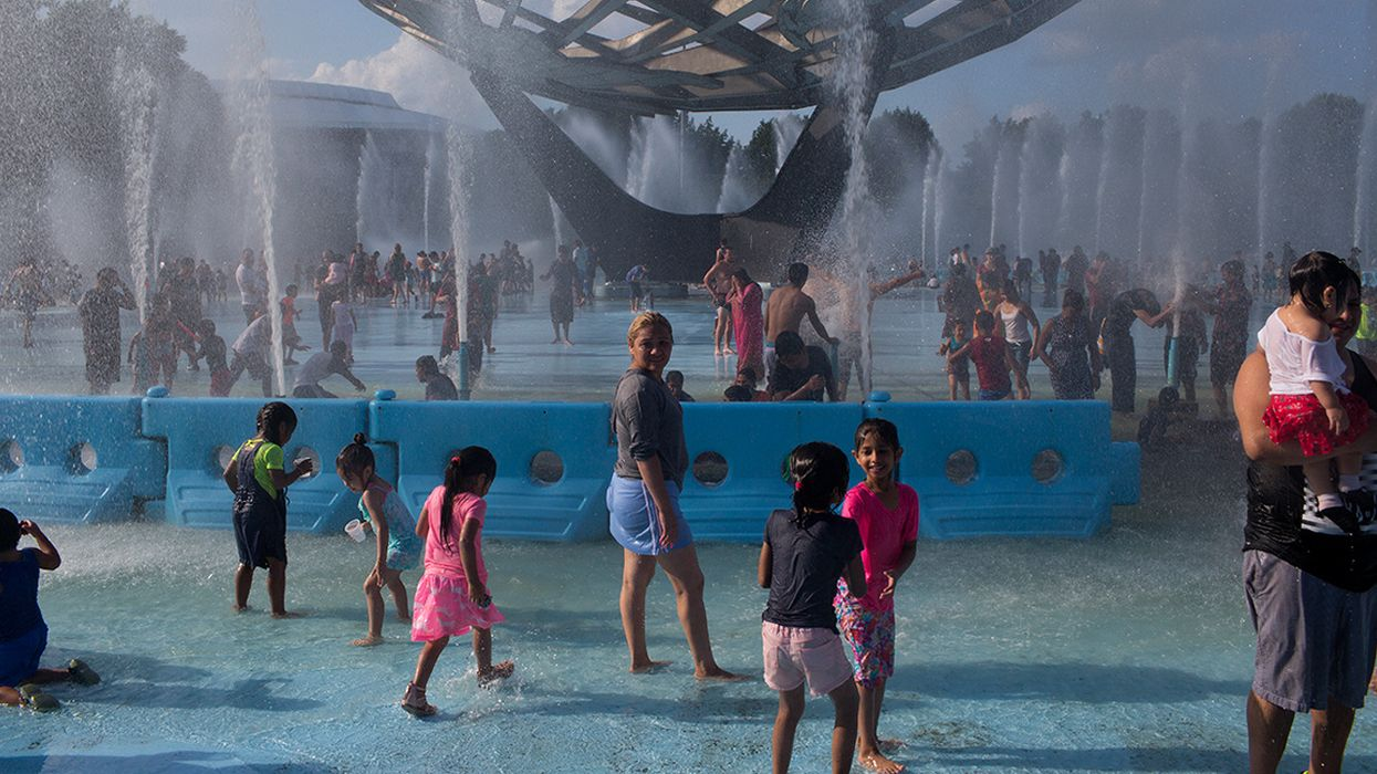 Hot Weather and COVID-19: Added Threats of Reopening States in Summer