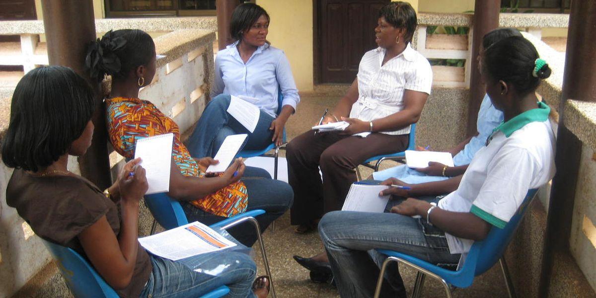 Black woman focus group