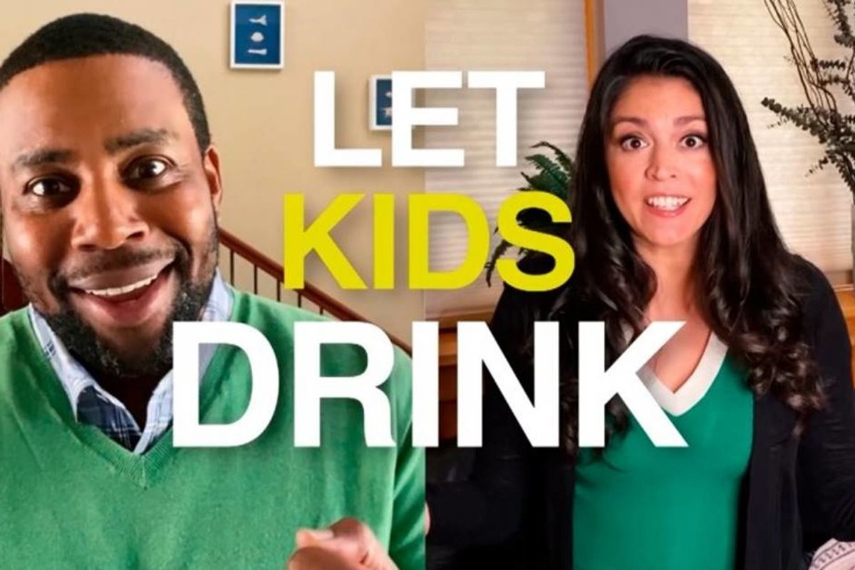 'Let Kids Drink.' SNL's parenting solution for COVID-19 is a hilarious new anthem for families
