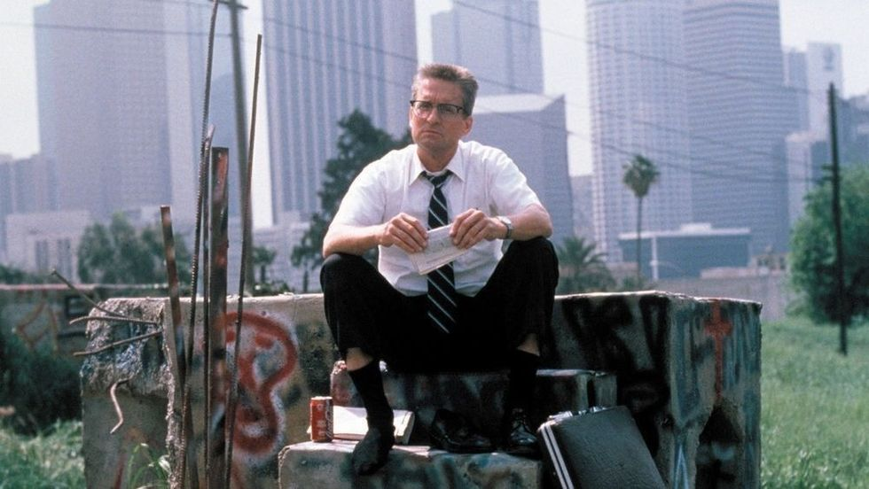 """""""Falling Down"""": Everyone Has Their Breaking Point"""