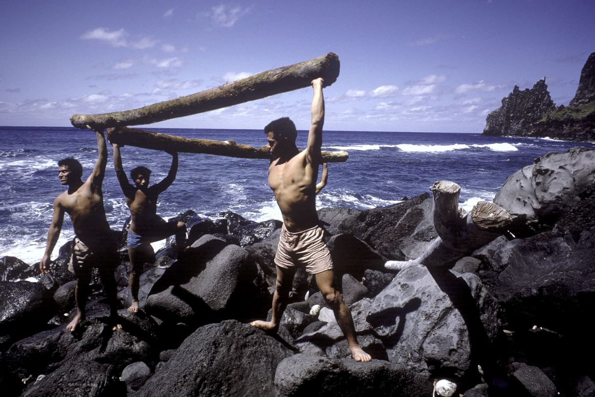 The true story of these shipwrecked boys shows the grim vision of 'Lord of the Flies' is just fiction