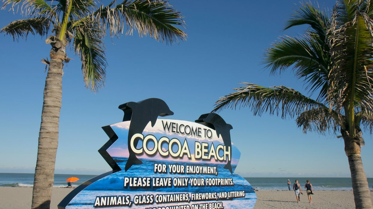 Florida Beachgoers Left Behind 13,000 Pounds of Trash Last Week on This Beach