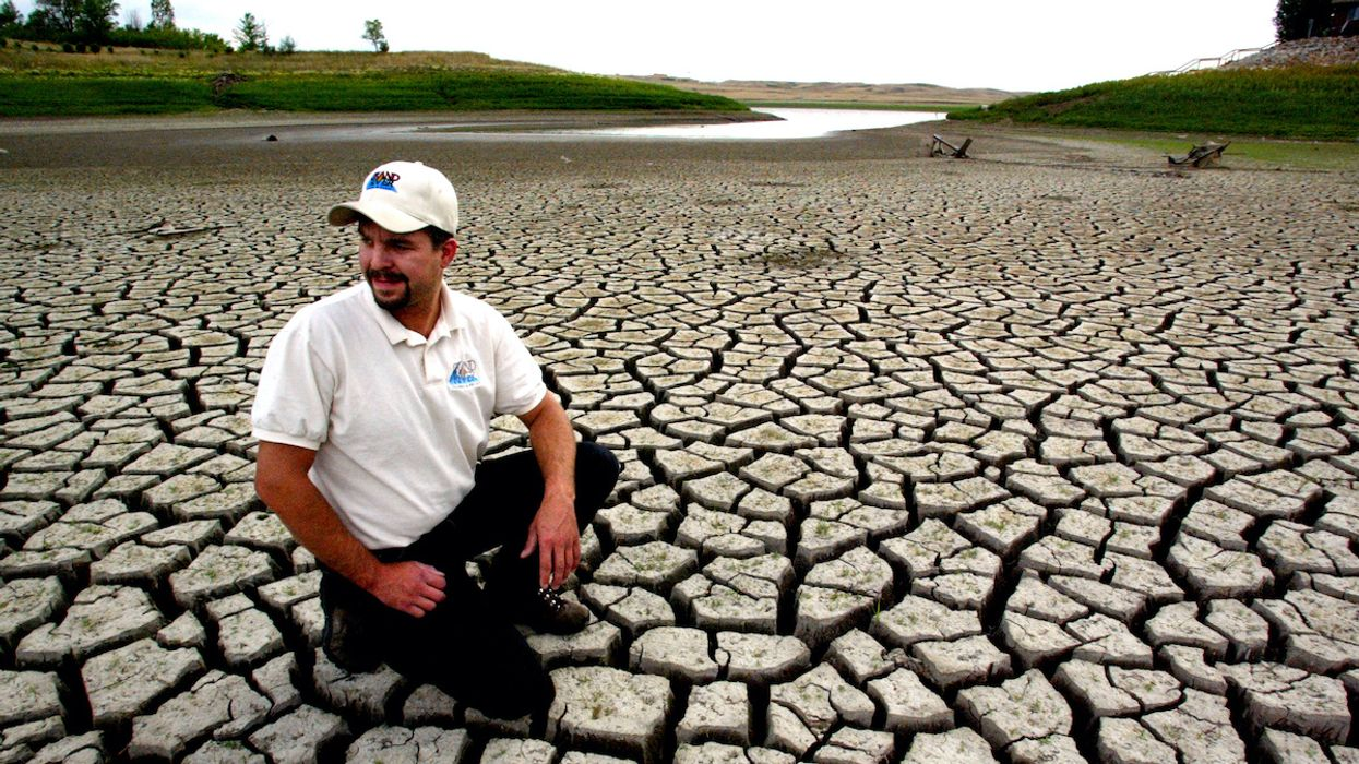 Missouri River Drought Was Its Worst in 1,200 Years, Study Finds